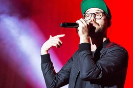 Fotos: Mark Forster in Freiburg