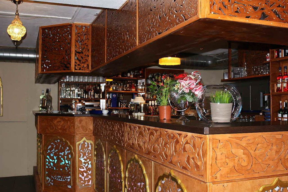 "Das Restaurant ""The Royal Panjab"". (Foto: Christina Braun)"