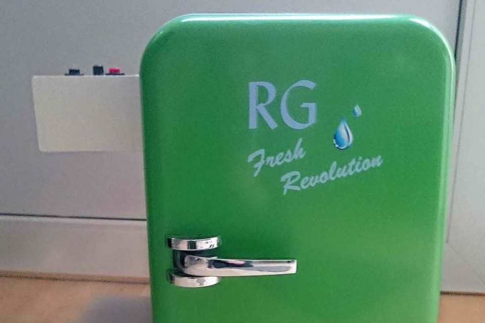 Der RG Fresh Revolution (Foto: privat)