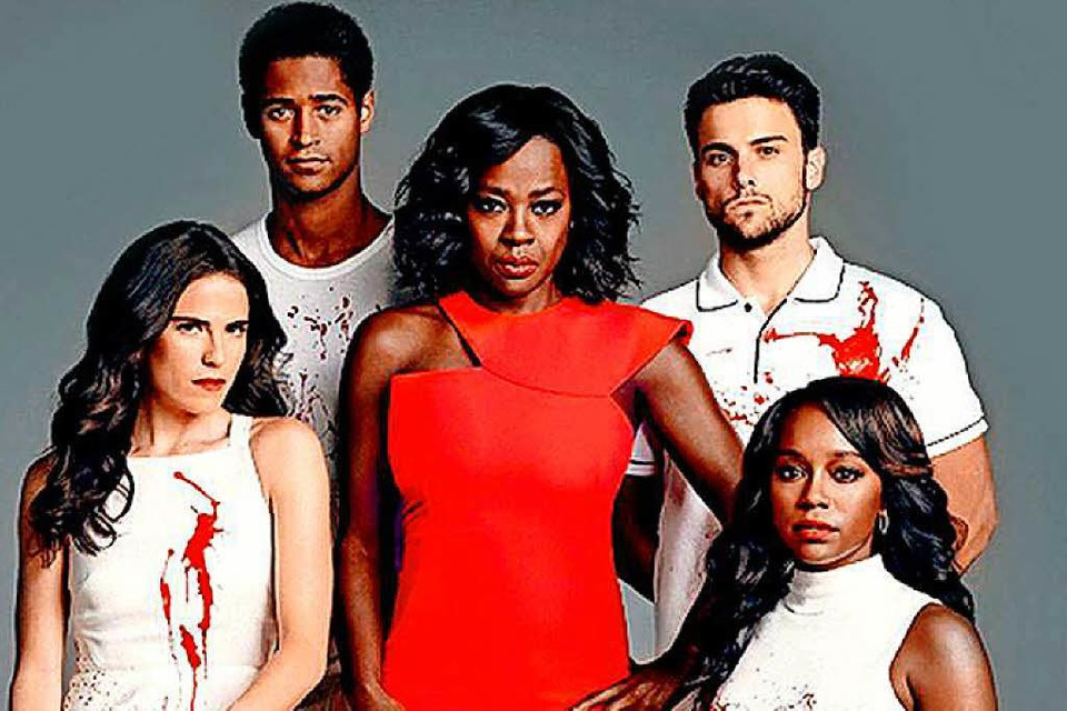 "Die manipulative Dozentin Annalise Keating hat alternative Aufgaben für ihre Jurastudenten: ""How To Get Away With Murder"", Staffel 2 ist neu auf Netflix (Foto: ABC Studios)"