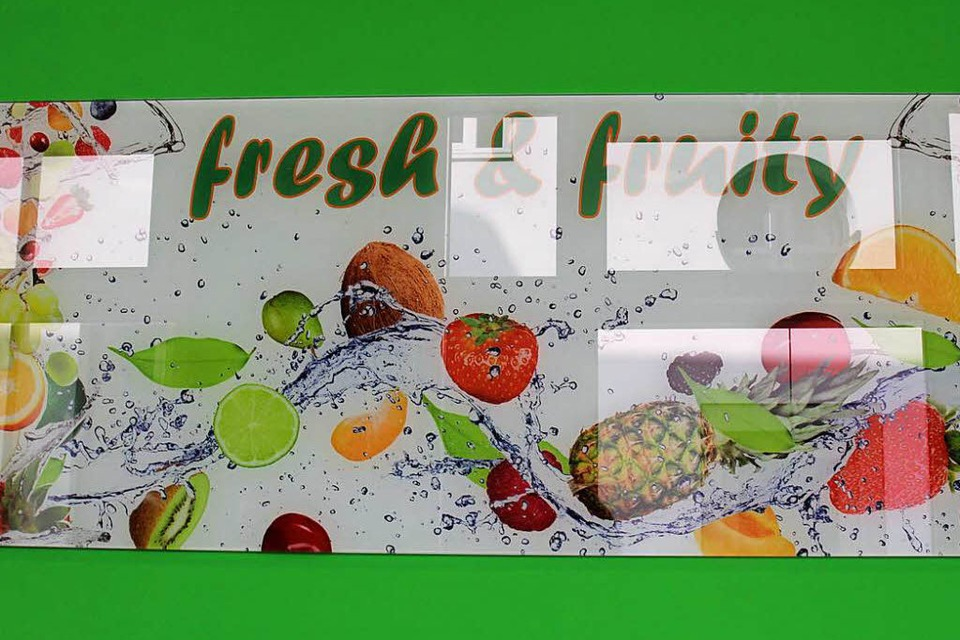 """Fresh & Fruity"". (Foto: Elena Stenzel)"