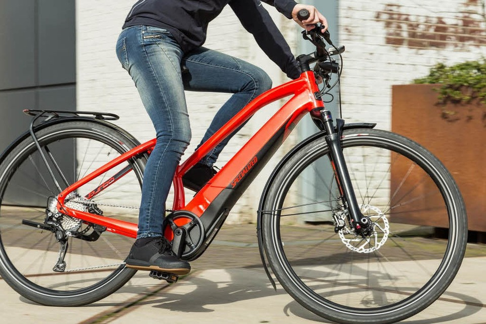 E-Bikes on BIKESportWorld (Foto: BIKESportWorld)