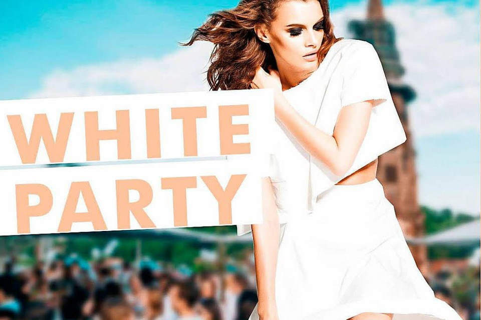 White Party im SkaJo (Foto: Pro)