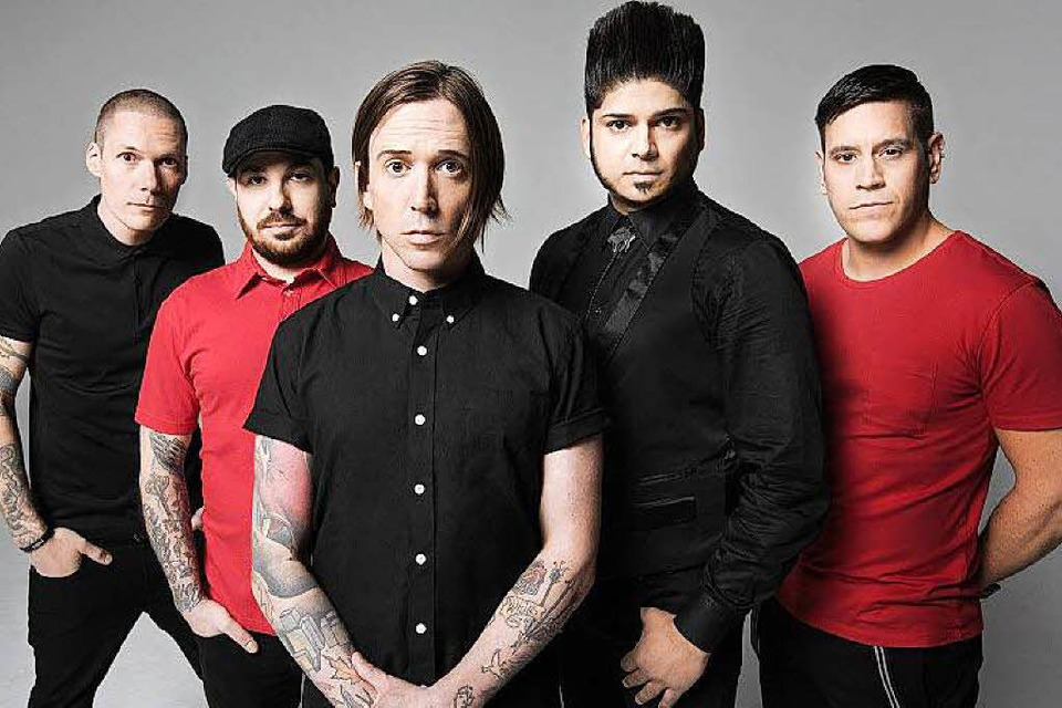 Billy Talent (Foto: Dustin Rabin)