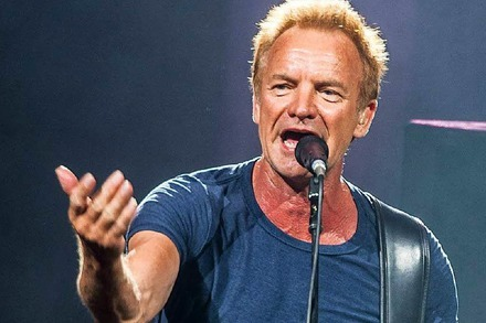 Wie war's bei...Sting in Colmar?