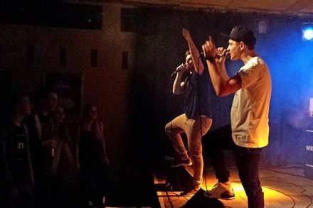 Last-Minute-Verlosung: Old-School HipHop mit Marz in der Mensbar