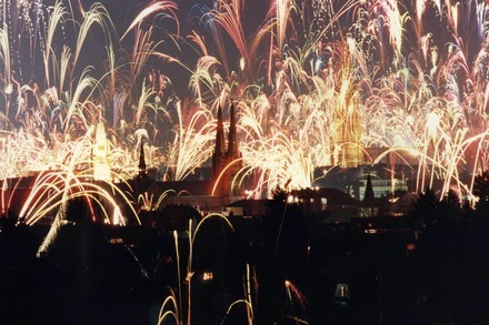 Silvester 2017/2018 in Freiburg: Alle Partys