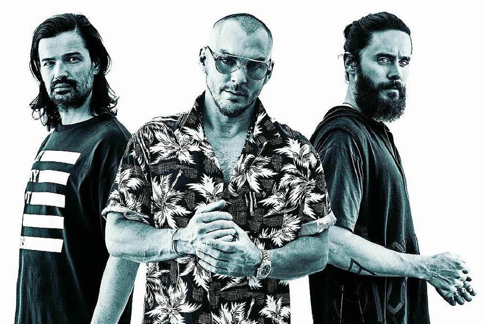 Thirty Seconds To Mars (Foto: Nabil)