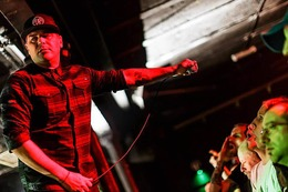 Fotos: Alien Ant Farm im Freiburger Crash
