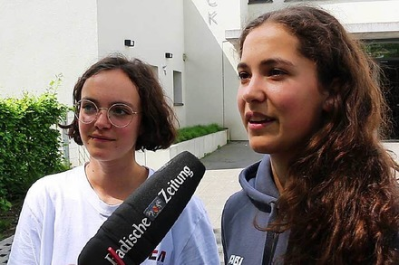 Video: So lief das Mathe-Abi am Rotteck-Gymnasium