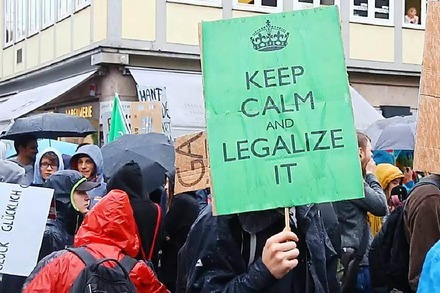 "Global Marijuana March-Organisator: ""Wir wollen legal kiffen können"""
