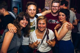 Fotos: Ahoii Club in der Passage 46