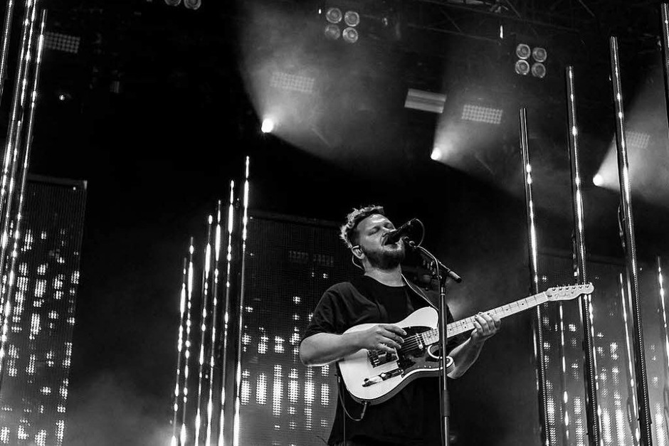 Alt-J Open-Air in Freiburg (Foto: Carlotta Huber)