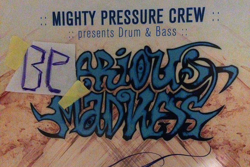 Dubisfaction, Freemerge und Mad Merlin von der  Mighty Pressure Crew legen am Freitag Drum & Bass im White Rabbit auf. (Foto: Promo)