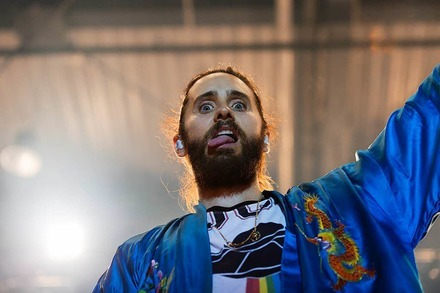 Was ging bei... Thirty Seconds To Mars in der Sick-Arena?