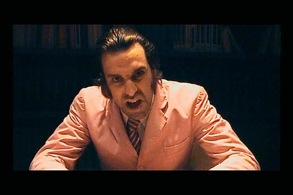 "Chilly Gonzales in ""Shut Up & Play The Piano"" (Foto: Screenshot)"