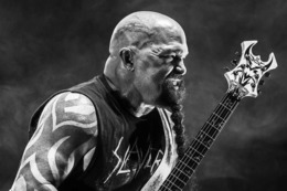 Fotos: Slayer, Lamb Of God, Anthrax und Obituary in Freiburg