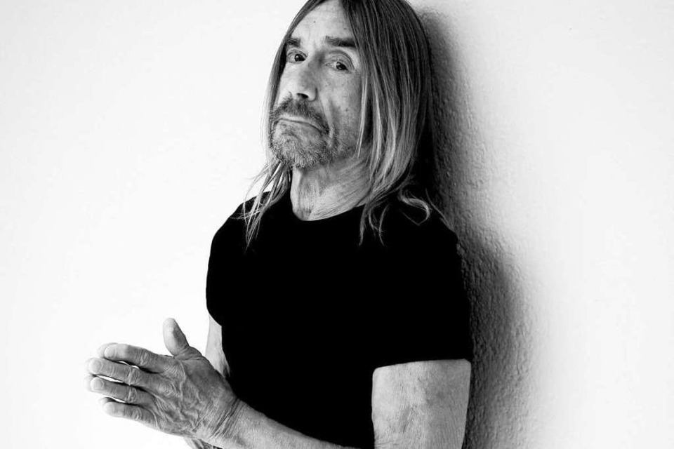 Iggy Pop (Foto: Ross Halfin)