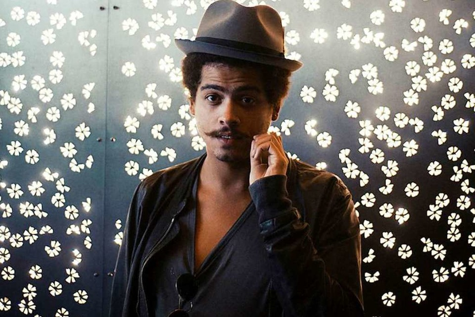 Seth Troxler, Klassenclown des internationalen DJ-Zirkus, kommt am Freitag in den Basler Nordstern. (Foto: Stephanie Smith)