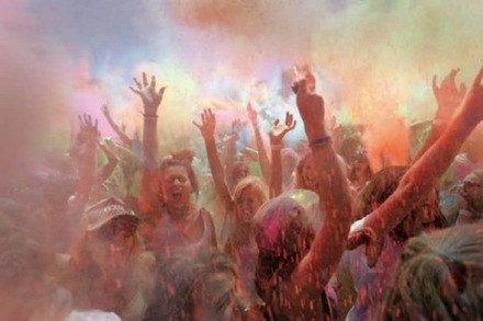 Verlosung: Tickets für das Holi Color Open Air in Freiburg