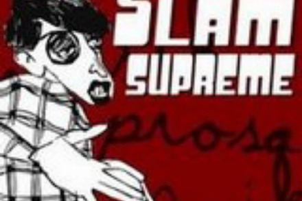 Slam Supreme in der Mensabar