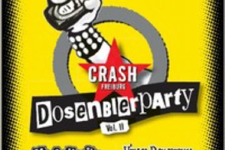 Dosenbierparty im Crash