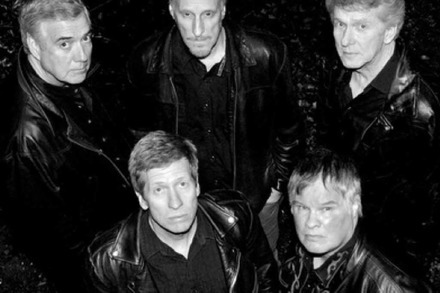 The Sonics im Le Grillen in Colmar
