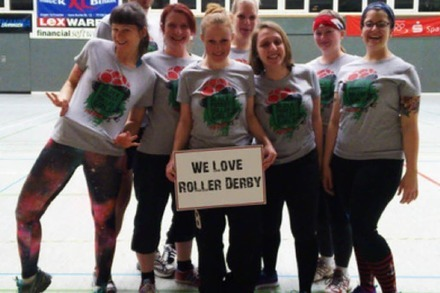 Die Blockforest Roller Girls laden zum Recruiting Day