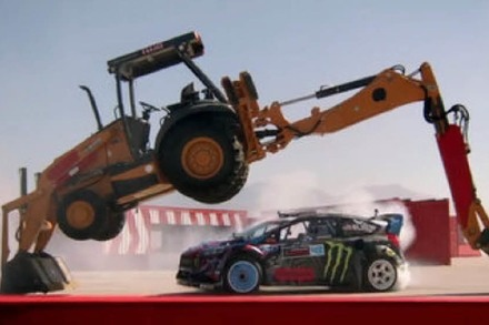 Video: Need for Speed in echt