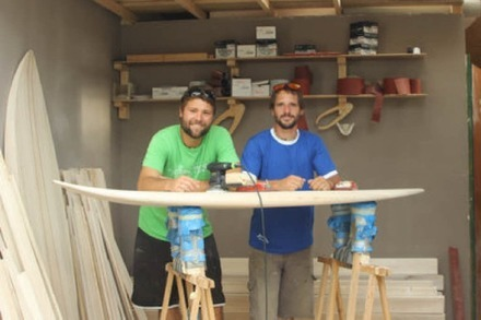 Yellowfoot: Freiburger Surfboards mit Tradition