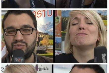 Video: Team fudder futtert sich durch die Rohkostmesse Rohvolution in Freiburg