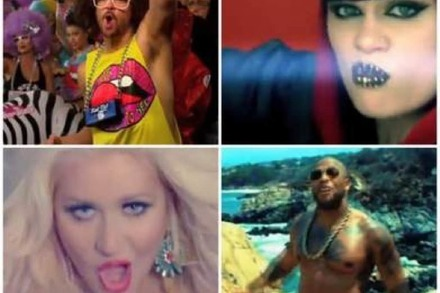Video: Die Pop-Hits 2012 als Mash-up