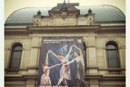 Nightlife-Guru: New York City Ballet im Festspielhaus Baden-Baden