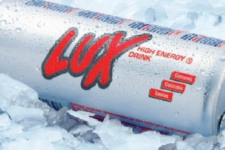 Breisgau-Brands: Lux High Energy Drink