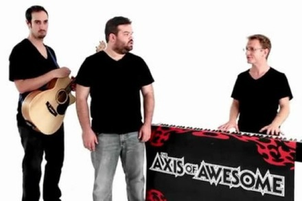 Video: Songs aus vier Akkorden