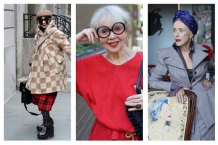 Senioren mit Stil: Das Advanced Style-Blog