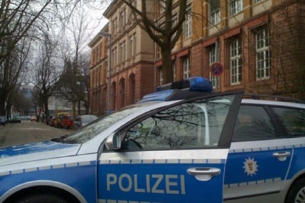 Bombendrohung an der Karlschule
