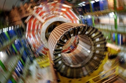 Hallo, Weltuntergang: Webcast vom First Beam des Large Hadron Collider