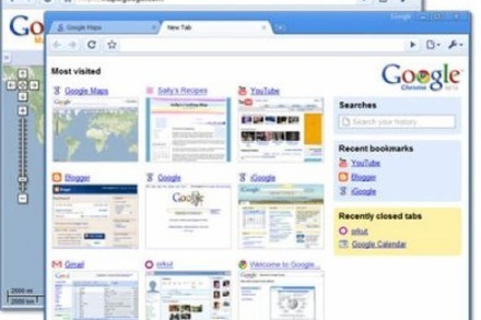 Googles Browser Chrome: Mit Open Source gegen Microsoft
