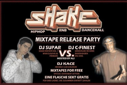 Release Party: DJ Supar in the Mix