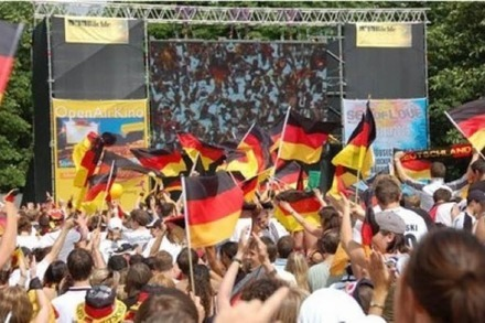 Public Viewing des WM-Finales?