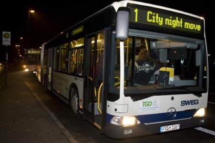 Foto-Galerie: City-Night-Move in Lahr