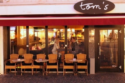 Verborgene Theken: Tom's im Quartier Unterlinden