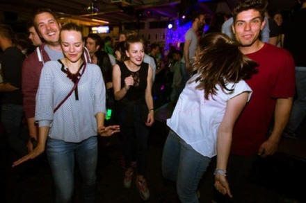 Fotos: So war die Lehramtsparty in der MensaBar