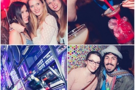 Fotos: Yum-Yum-Party in der Passage 46