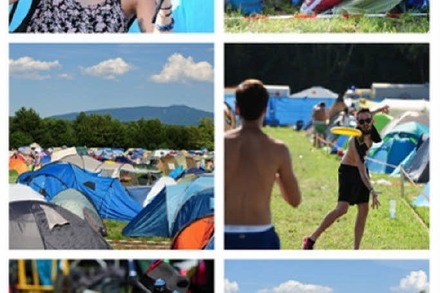 Sea You 2014: Campingplatz-Impressionen