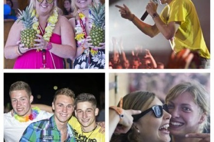 Foto-Galerie: Beach-Party in Freiamt 2012