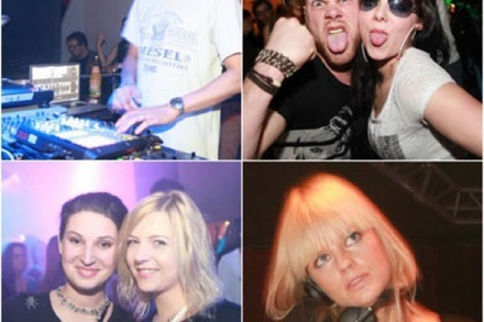 Fotos: Electronic Disco im Stinnes