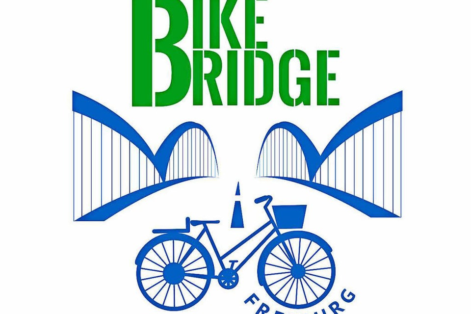 Foto: Bike Bridge Freiburg