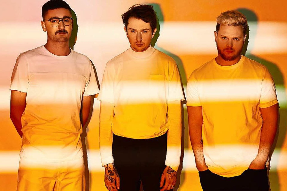 Alt-J spielen im August ein Open Air-Konzert in Freiburg. (Foto: Mads Perch)